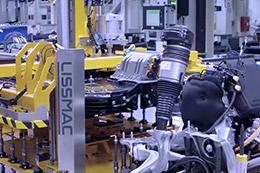 奥迪汽车新工厂实拍