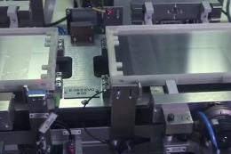 全自动机械化汽车生产