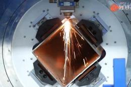 大管径管材激光切割机