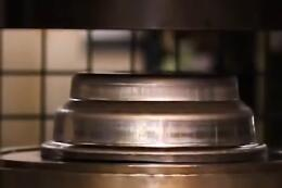 惊人的钢轮、车轮制造工艺技术