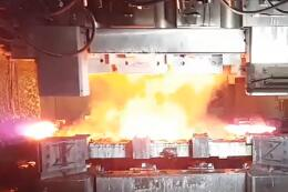6500吨全自动化锻造生产