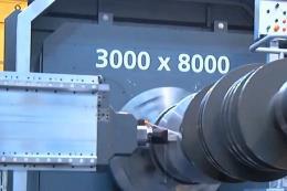 价值几十万的齿轮加工过程