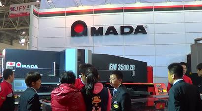 AMADA-13机床展