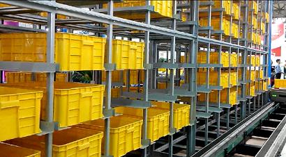 自动化立体仓库系统