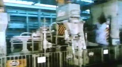 拉斯科自动锻造生产线