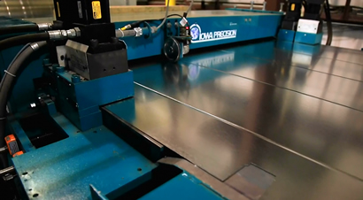 风管自动生产技术