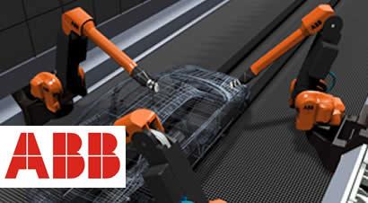 ABB机器人视频1