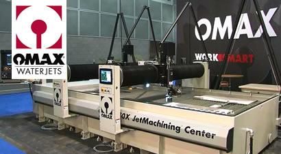 OMAX精密水切割技术