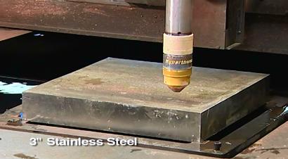 穿孔3英寸不锈钢板
