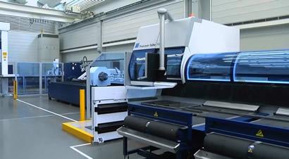 通快TruLaser Tube 7000管材加工系统