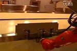 机器人与折边机完美加工