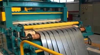 金属板材剪切线