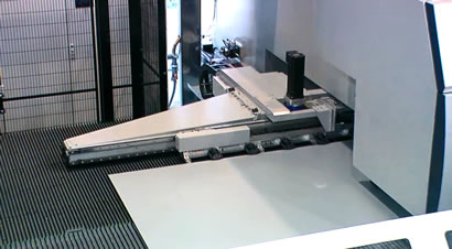 萨瓦尼尼S4Xe冲孔剪切