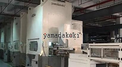 山田LED背板生产线