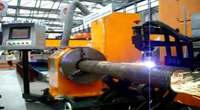 6轴数控管材型材切割机
