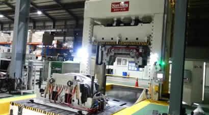 400吨合模机操作演示