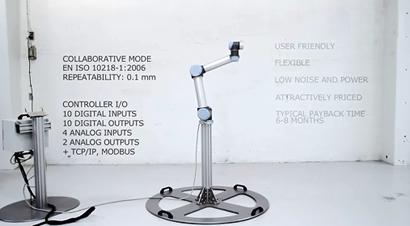 优傲工业机器人产品介绍
