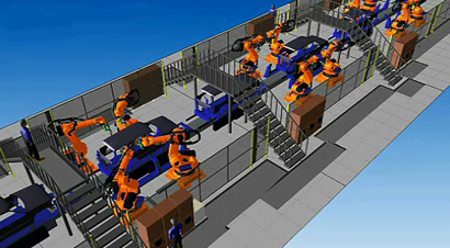 新一代3D数字化工厂