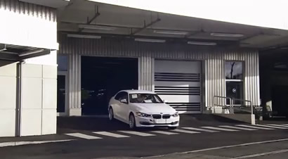德国BMW自动生产线