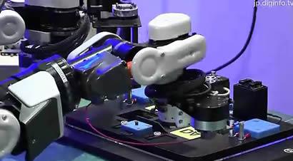 日本科学技术  川田工业机器人