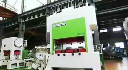 高速叠片冲压机