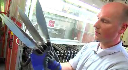 看一把好刀是如何制成的