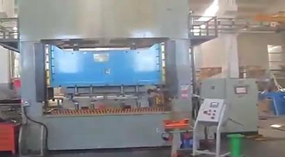 电机定子高速冲压生产线