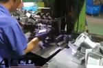金属接线盒流水生产线