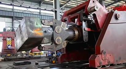 20吨液压锻造操作机