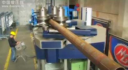 意大利MG大型弯管机