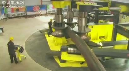 意大利MG大型管道弯管机