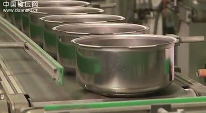高压锅制造过程