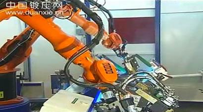 KUKA机器人MIG焊接