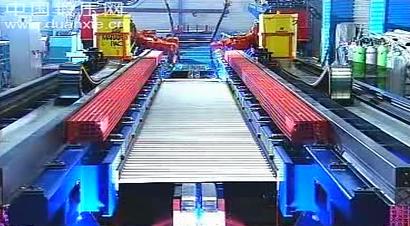 自动化焊接线