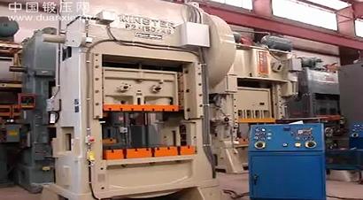 150吨高速冲压生产线