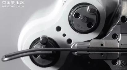 自动单头数控弯管机
