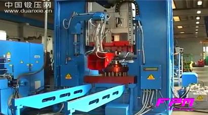 自动化黄铜锻造生产