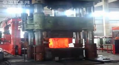 3150吨热模锻压力机