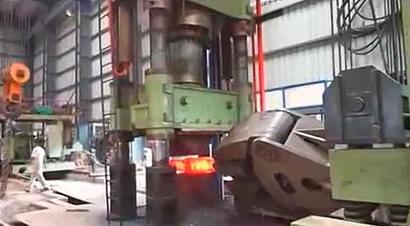 1250吨自由锻油压机