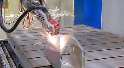 大族激光:3D 焊接
