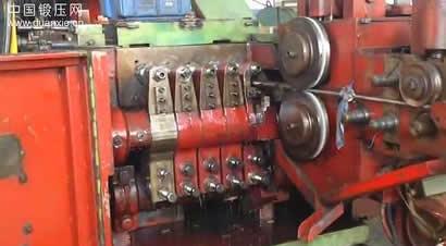 M16螺母的生产过程