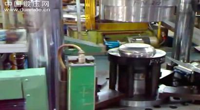 不锈钢自动深拉伸生产线