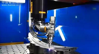普瑞玛全新的3D激光切割