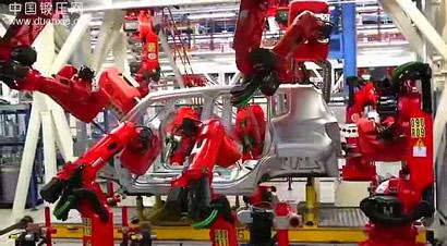 机器人在汽车自动生产线中的应用6