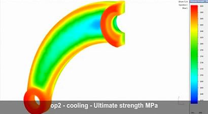 Qform 3D锻造模拟