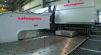 萨瓦尼尼数控折弯单元