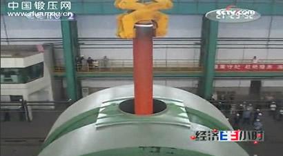 巨型挤压机诞生记01