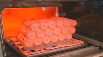 潜水瓶制作过程