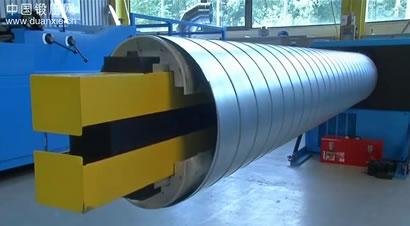 椭圆风管成形机