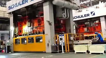 冲压技术在中国